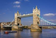 Tower Bridge, London Royalty Free Stock Photos