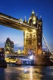 Tower Bridge, London city Stock Photography