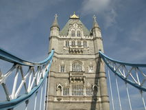 Tower Bridge in London by day Royalty Free Stock Image