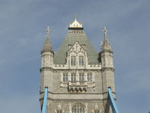 Tower Bridge in London by day Royalty Free Stock Images