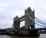 Tower bridge in London Royalty Free Stock Photos