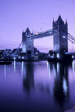 Tower Bridge- London, England Royalty Free Stock Image