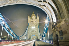 Tower Bridge at London, England Royalty Free Stock Photo