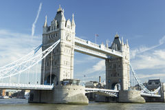 Tower Bridge, London, England Stock Photos