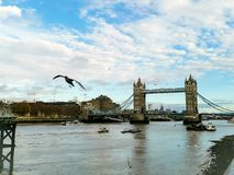 Tower Bridge London. England architecture stock photography