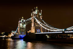 Tower Bridge, London - England Royalty Free Stock Image
