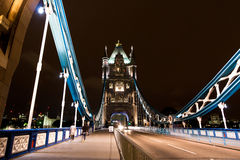 Tower Bridge, London - England Stock Photo