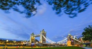 Tower Bridge in London England City of London Royalty Free Stock Image
