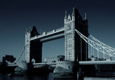 Tower Bridge London, England Royalty Free Stock Images
