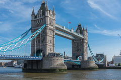 Tower Bridge London England Stock Photos