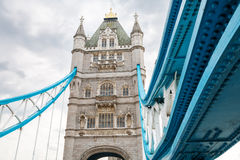 Tower Bridge. London, England Stock Image