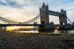Tower Bridge in London, England Stock Photography