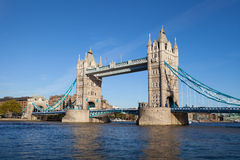 Tower Bridge, London, England Royalty Free Stock Images