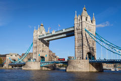 Tower Bridge, London, England Royalty Free Stock Photos