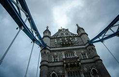 The Tower Bridge of London Stock Images