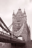 Tower Bridge in London, England, UK Royalty Free Stock Photo