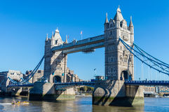 Tower Bridge  London England Royalty Free Stock Image