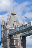 Tower Bridge in London - England UK Royalty Free Stock Photography