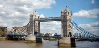 Tower Bridge in London - England UK Royalty Free Stock Photos