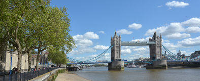 Tower Bridge in London - England UK Stock Images