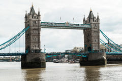 Tower bridge in London, England Royalty Free Stock Photography
