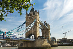 Tower Bridge, London, England Royalty Free Stock Image