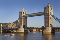 Tower Bridge - London - Great Britain Stock Photography