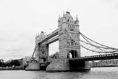 Tower bridge London Landmark Royalty Free Stock Images