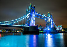Tower Bridge London Royalty Free Stock Image