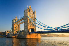 Tower Bridge, London Stock Photos