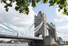 Tower Bridge in London Stock Photography