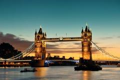 Tower Bridge London Stock Photos