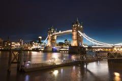 Tower Bridge- London Royalty Free Stock Image