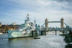 Tower Bridge , London royalty free stock image