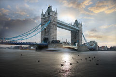 Tower Bridge, London, UK Stock Image