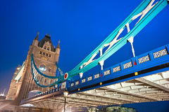 Tower Bridge, London, UK Royalty Free Stock Images