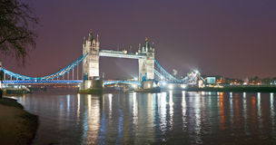 Tower Bridge, London, UK Royalty Free Stock Image