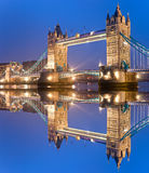 Tower Bridge, London, UK Stock Photos