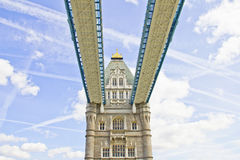 The Tower Bridge, London, UK Stock Image