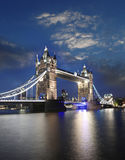 Tower Bridge, London, UK Royalty Free Stock Image