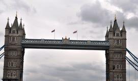 Tower Bridge. In London, UK Royalty Free Stock Photo