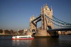 Tower Bridge, London, UK. Royalty Free Stock Images