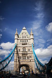Tower Bridge in London Royalty Free Stock Images