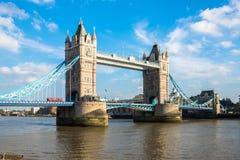 Tower bridge, London. Tower bridge in London, UK Royalty Free Stock Photos
