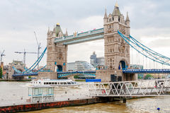 Tower Bridge. London, UK Stock Image