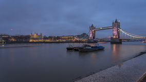 Tower Bridge  London UK. Stock Photo