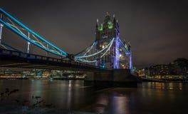 Tower Bridge  London UK. Royalty Free Stock Images