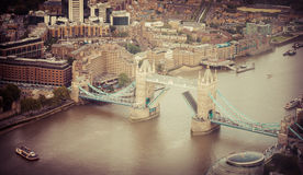 Tower Bridge, Stock Image