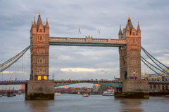 Tower Bridge in London, United  Kingdom Stock Image
