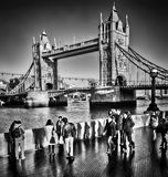 Tower Bridge Stock Images